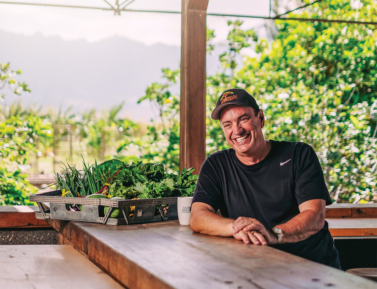 35th Hale 'Aina Winner: Peter Merriman is Hawai'i's Restaurateur of the Year