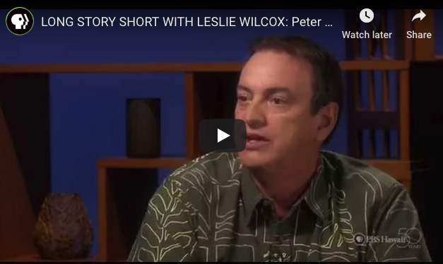 Long Story Short with Leslie Wilcox and Peter Merriman